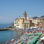  Camogli beach front