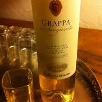  Free Grappa!