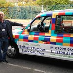 Paddy Campbell's Belfast Famous Black Cab Tours