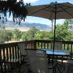Suite ~ Private Deck With View of Pikes Peak !