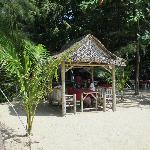  Our cabana, Bank Restaurant, Nai Yang Beach