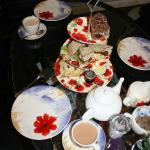 Afternoon Tea For One £9.50