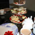  Afternoon Tea For One 9.50