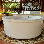 Jacuzzi of the Villas