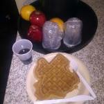  Texas Shaped Waffles
