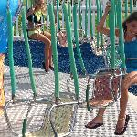 Swing around with our Midway Rides!
