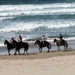 Horseback Riding on Cannon Beach