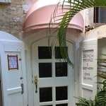 New Beach Massage Storefront in Christiansted
