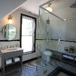  One of two Deluxe Family Suite Bathrooms