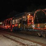 "Niles Canyon RR ""Train of Lights"""