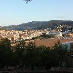 Early morning view of Tossa De Mar