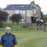 Leven Links provided golf, good cheer and great food too!