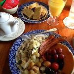 Foto de Twin Gables Bed and Breakfast