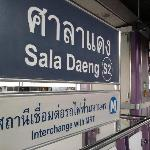  Sala Daeng BTS Station