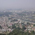 View of Srinagar from Shankracharya hill