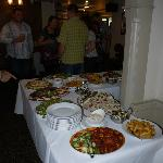 Some of the food