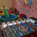  children`s play area