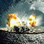 Battleship USS Iowa BB-61