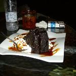 Cyndi's bar - best chocolate cake ever