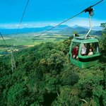 Skyrail rainforest cable way