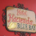 Foto de Hotel Hacienda Blue Bay