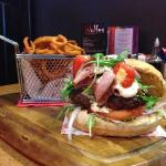 The Mafia Burger