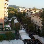  Fiera di San Nicola in early September takes place around the hotel