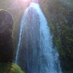 Wahkeena Falls