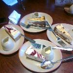 Love The Cheesecake (about £4)