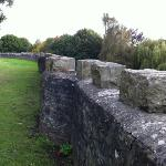  wall surrounding