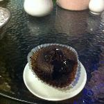  chocolate cupcake