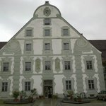 Gastehaus des Kloster Benediktbeuern