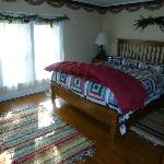 Φωτογραφία: Rainbow Ridge Farms Bed and Breakfast