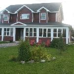 Moose River Gueshouse - Sept 2012