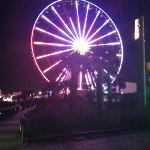  the sky wheel at myrtle beach