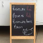  Gotta love food truck humor!