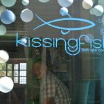 Kissingfish Santorini