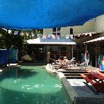 Foto van Parrotfish Lodge Backpackers Resort