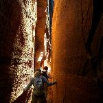  Joint Trail - The Narrows, outbound