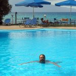  la bella piscina del camping
