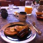 Φωτογραφία: Cornwall Orchards Bed and Breakfast