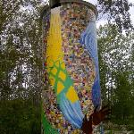  Ceramic Tile Silo
