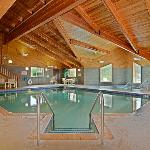 Indoor Pool & 22-Person Whirlpool