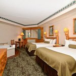  Deluxe Room featuring Jacuzzi &amp; ADA Accessibility Options
