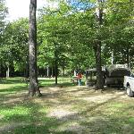 Foto van North Beach Campground