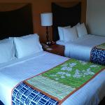 Fairfield Inn & Suites Atlanta Kennesaw Foto