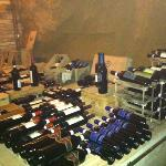 part of their cellar!