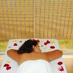 Sala de massagens - room massages