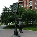 Traffic Lights Monument