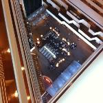  lobby bar from the 20th floor